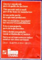 Catalogue LIMA 1977 HO Scale Folder - Livres Et Magazines