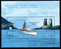S.P.M. - YT BF N° 19 - Neuf ** - MNH - Cote: 4,50 € - Blocks & Sheetlets