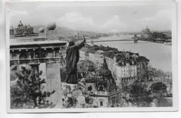 AK 0232  Budapest Mit St. Gellért-Monument Um 1931 - Ungarn