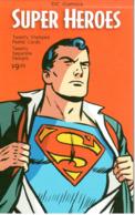 Carnet 20 CP Prétimbrées Super Heros DC Comics - 2006 - 2001-10
