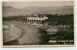 LIBAN BEYROUTH LE CHAMPDE COURSE AVEC UN EPREUVE - Liban