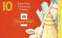 Gran Bretagna 1994 Libretto Francobolli Natale - Carnets