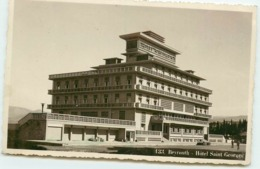 LIBAN BEYROUTH HOTEL SAINT GEORGES - Líbano