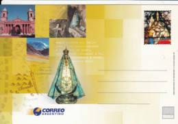 ARGENTINE - Entier Postal Neuf - Nuestra Señora Del Valle De Catamarca - Notre Dame De La Vallée - Entiers Postaux