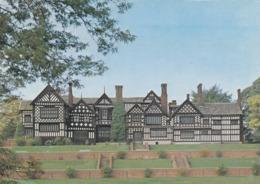 Postcard Bramhall Hall Bramhall Nr Stockport Cheshire My Ref  B23736 - England