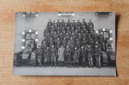 CARTE PHOTO CHAR DE COMBAT  FT17  516 RCC 2 BAT - Guerra, Militari