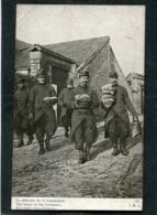 CPA - Guerre Européenne De 1914 - Le Déjeuner De La Compagnie, Animé - War 1914-18
