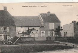 *** 52  ***  SOYERS  Presbytere - Voyagé FM (dépot De Ménecourt)   TTBE - France