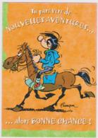 FRANQUIN  Ed Editor N°8 - Bande Dessinee  - CPM 10,5x15 TBE 2002 Neuve - Comics