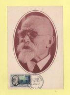 Carte Maximum - Antoine Beclere - 1957 - 1950-59