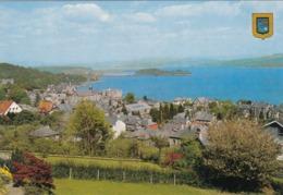 Postcard General View Grange Over Sands My Ref  B23737 - England