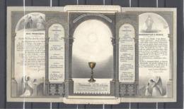Image Pieuse  Communion 10 Mai 1903 - Images Religieuses