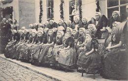 TERNEUZEN Zee - Koninklijk - September 1907 - Uitg. Nuss 56. - Terneuzen