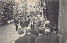 TERNEUZEN Zee - Koninklijk - September 1907 - Uitg. Nuss 53. - Terneuzen