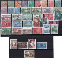FINLAND 1955-1962 Collection Of 39 Stamps Used - Finland