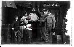 VIVE LA SAINT ELOI   LES FORGERONS - Holidays & Celebrations