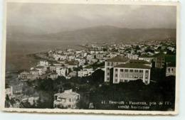 LIBAN BEYROUTH VUE GENERALE - Liban