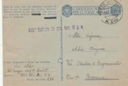 CARTOLINA FRANCHIGIA PM 216 - TUTTE LE VOSTRE  (IX462 - 1900-44 Vittorio Emanuele III