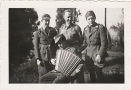 FOTO SOLDATI TEDESCHI (IX552 - Fotografia