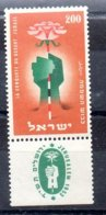 Israel Serie Nº Yvert 71 ** - Nuevos (con Tab)
