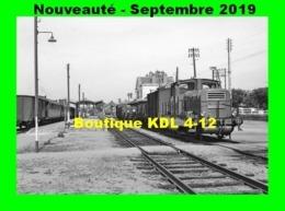AL 600 - Train - Locotracteur CFD N° 020 C 113 En Gare D'AUTUN - Saône Et Loire - CFD Morvan - Trains