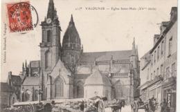 50 Valognes. Eglise Saint Malo - Valognes