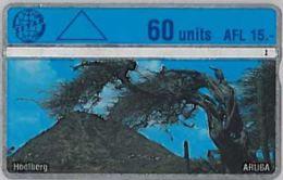 PHONE CARD-ARUBA (E46.2.6 - Aruba