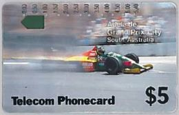 PHONE CARD-AUSTRALIA (E46.15.6 - Australia