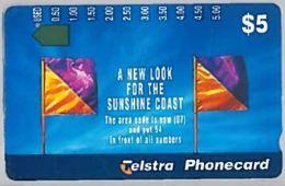 PHONE CARD-AUSTRALIA (E46.15.8 - Australia