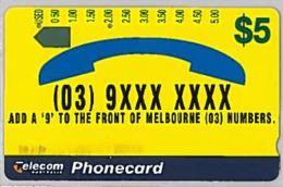 PHONE CARD-AUSTRALIA (E46.17.5 - Australia