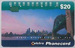 PHONE CARD-AUSTRALIA (E46.18.2 - Australia
