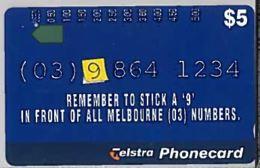PHONE CARD-AUSTRALIA (E46.19.8 - Australia