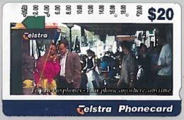 PHONE CARD-AUSTRALIA (E46.21.1 - Australia