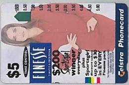 PHONE CARD-AUSTRALIA (E46.22.2 - Australia
