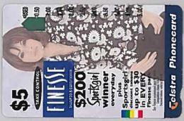 PHONE CARD-AUSTRALIA (E46.22.4 - Australia