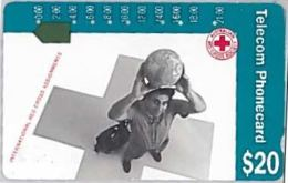 PHONE CARD-AUSTRALIA (E46.35.8 - Australia