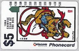 PHONE CARD-AUSTRALIA (E46.36.5 - Australia