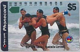 PHONE CARD-AUSTRALIA (E46.38.1 - Australia