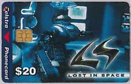 PHONE CARD-AUSTRALIA (E46.38.5 - Australia