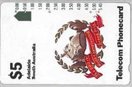 PHONE CARD-AUSTRALIA (E46.41.7 - Australia