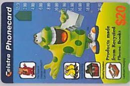 PHONE CARD-AUSTRALIA (E46.42.4 - Australia