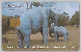 PHONE CARD-CUBA (E46.10.1 - Cuba