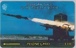 PHONE CARD-FALKLAND (E46.6.5 - Falklandeilanden
