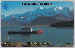 PHONE CARD-FALKLAND (E46.6.6 - Falklandeilanden