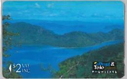 PHONE CARD-FIJI (E46.9.4 - Figi