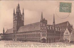 FRANCE - 1918 - Carte Postale De Rexpoëde Pour Moulins - Covers & Documents