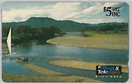 PHONE CARD-FIJI (E46.9.6 - Fiji