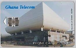 PHONE CARD-GHANA (E46.2.7 - Ghana