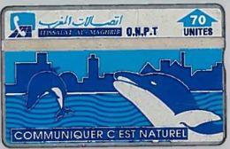 PHONE CARD-MAROCCO (E46.13.1 - Marokko