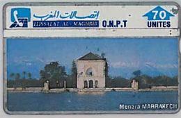 PHONE CARD-MAROCCO (E46.13.2 - Marokko